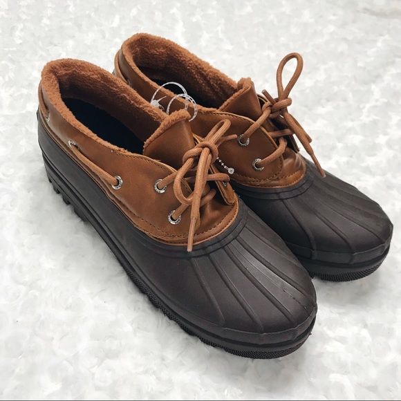 sperry snow shoes